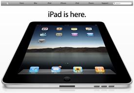 Apple Homepage