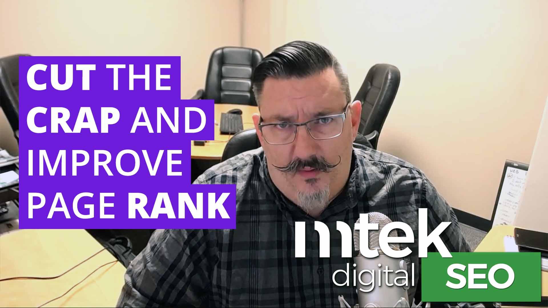 Greg Improve Google Rank