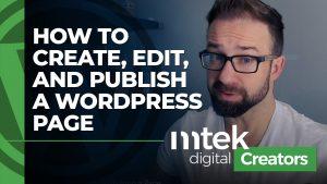 James Edit Wordpress