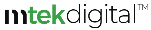 Mtek Digital Logo