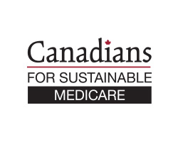 Canadians for Sustainable Medicare Logo