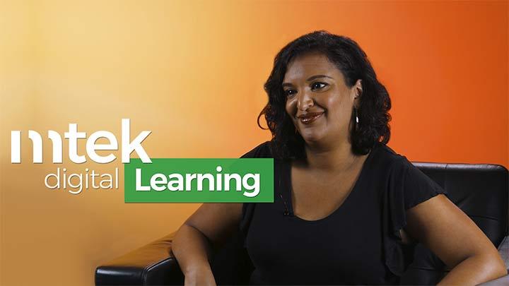 Speaker Tina Varughese on Technology in the Mtek Digital Studio